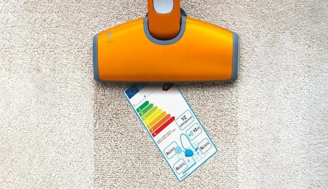 Regolamento sull'etichettatura degli aspirapolvere