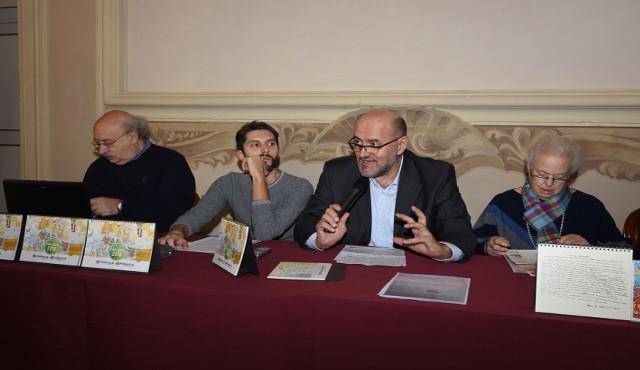 Presentato il calendario 2018 di Formula Servizi dedicato a Pasquale Rotondi