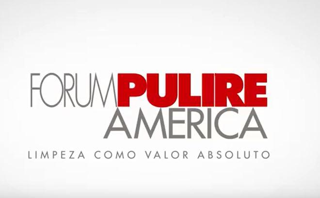 """Anche l'America avrà il suo """"Forum Pulire"""""""