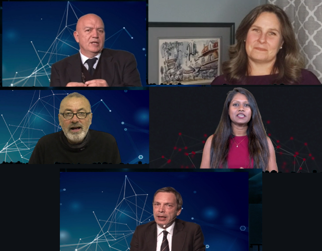 Europa, globalizzazione e internet in crisi per il Covid: se ne è parlato a Forum Pulire