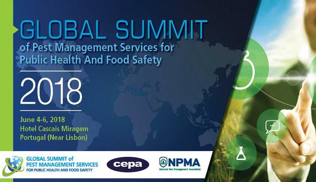 Il pest management mondiale si incontra in Portogallo a giugno