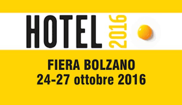 """A Bolzano tutto pronto per """"Hotel""""  40ª edizione tra novità e innovazione"""
