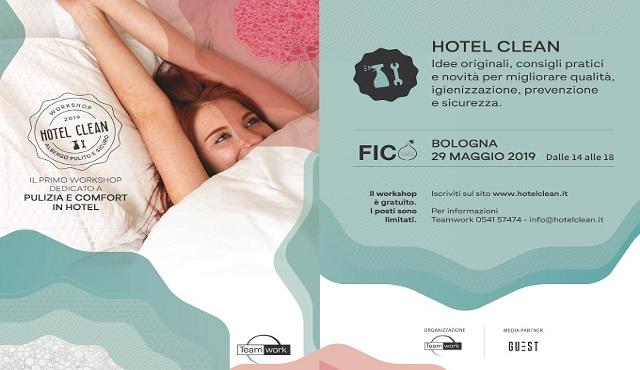 Hotel Clean prosegue a Milano e Roma
