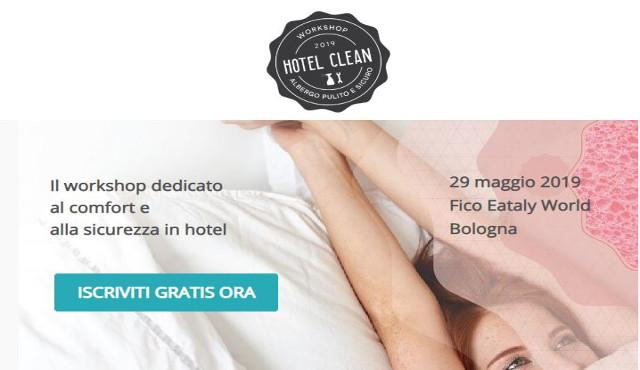 HotelClean : alla ricerca del pulito perfetto in hotel