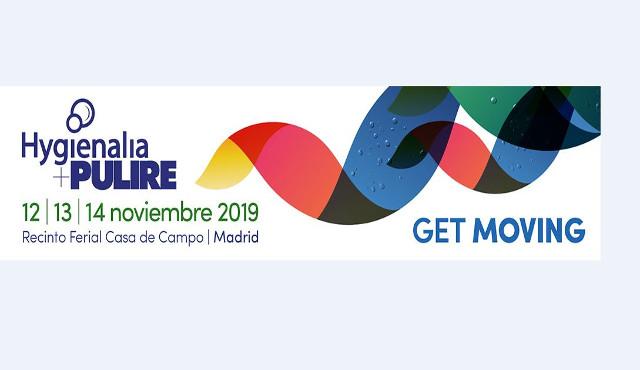 Hygenalia + PULIRE  si terrà a novembre 2019 a Madrid