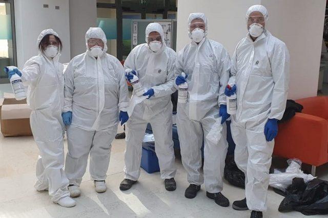 Idealservice dona 4 respiratori  all'Osp. Santa Maria Degli Angeli di Pordenone e all'ASL 3 di Genova