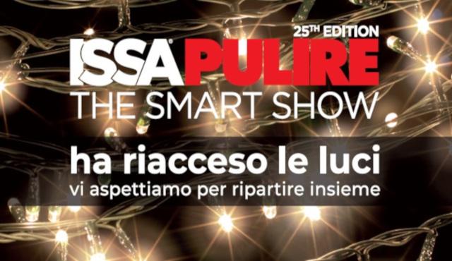 """ISSA Pulire 2021: un """"Theatre"""" mette in scena il valore del Pulito"""