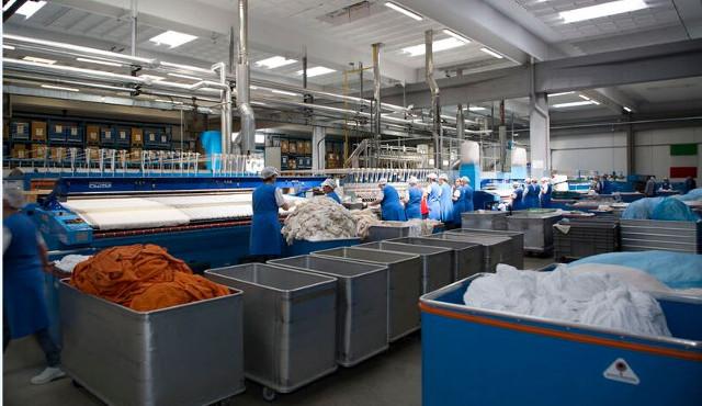 Rinnovo del CCNL delle lavanderie industriali
