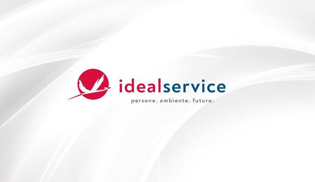 Idealservice presenta il nuovo logo