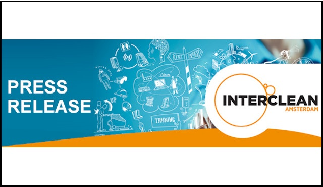 Nuove date per Interclean Amsterdam 2020