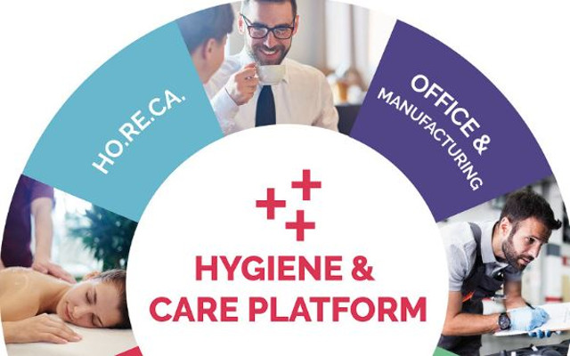 Hygiene & Care Platform di Lucart Professional