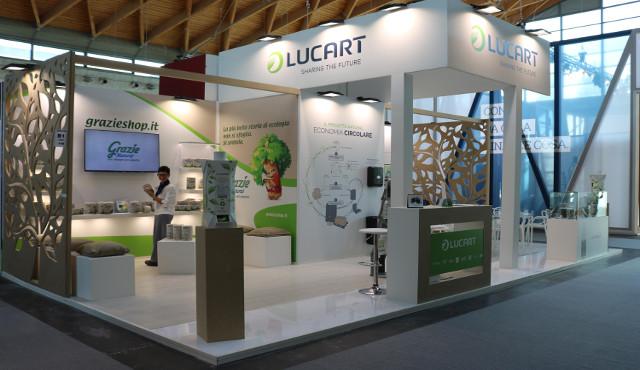 Lucart a Ecomondo nel segno della sostenibilità