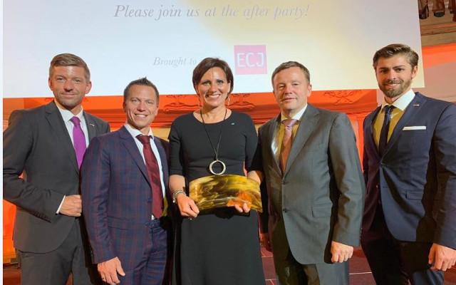 ECHA 2019: Markas tra i vincitori grazie alla valorizzazione del capitale umano