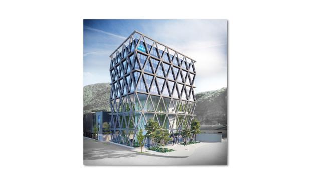 Markas,  a Bolzano posa della prima pietra per la nuova sede