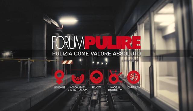Forum Pulire, che sapore ha la felicità?