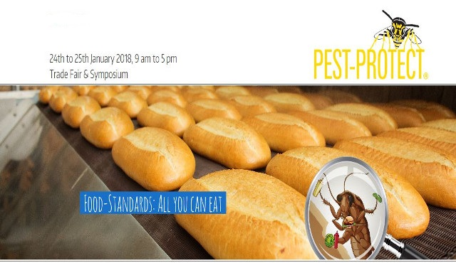 """Food Standards"" protagonisti a Pest Protec 2018"
