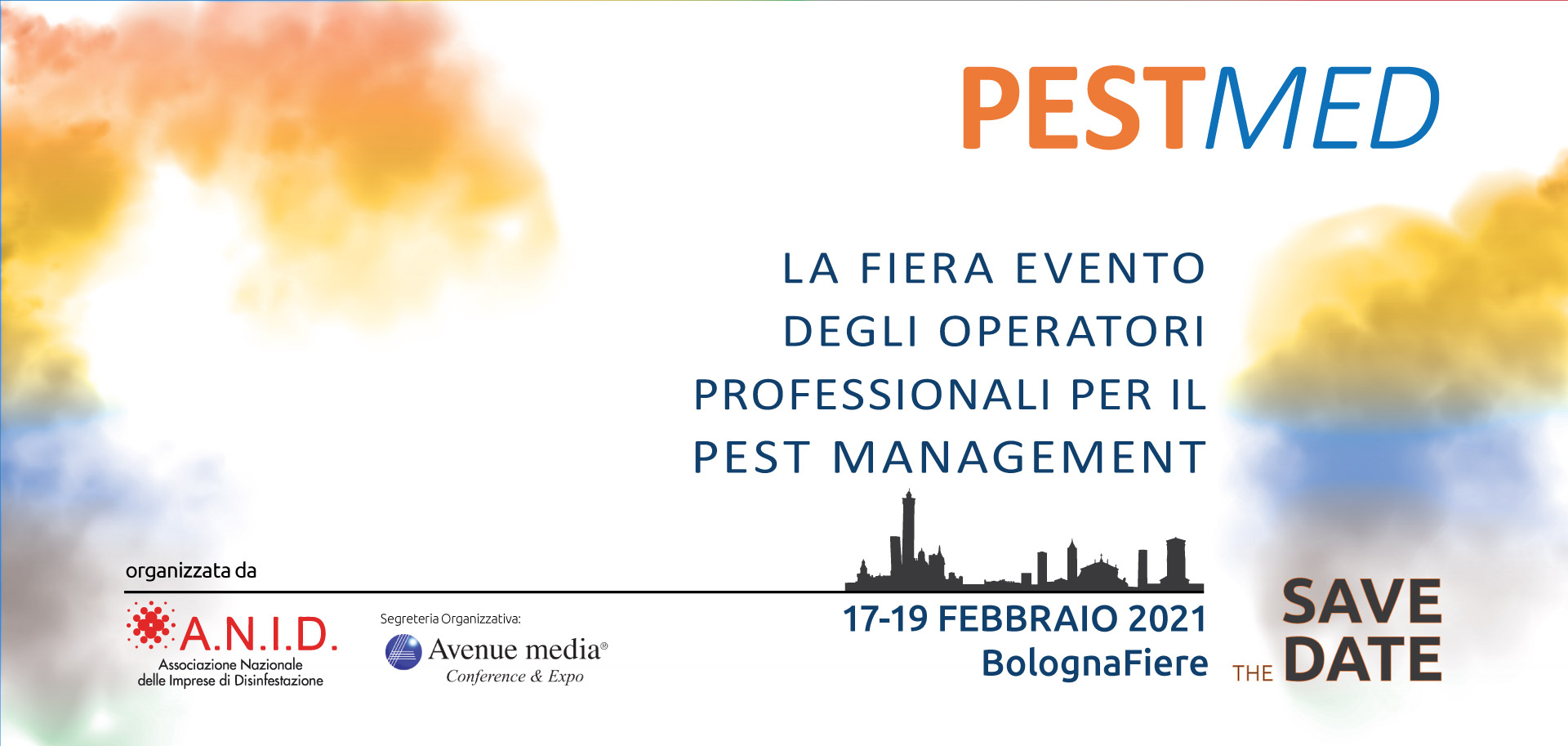 Grande interesse per PestMed Expo, l'evento di ANID nel 2021