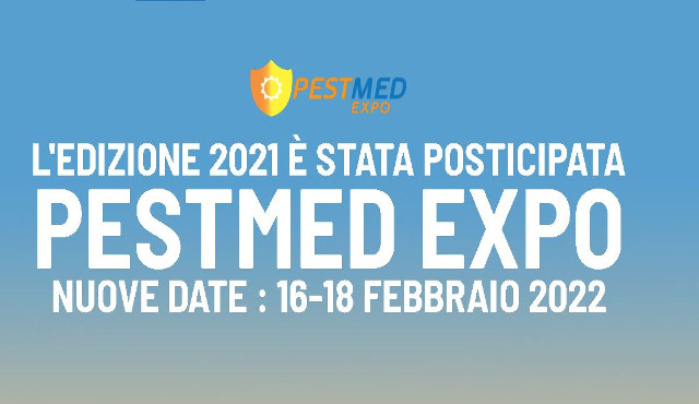 Nuove date per PestMed