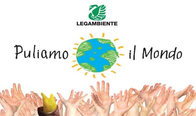 """""""Puliamo il Mondo"""", campagna Legambiente per sensibilizzare su rifiuti e pregiudizi"""
