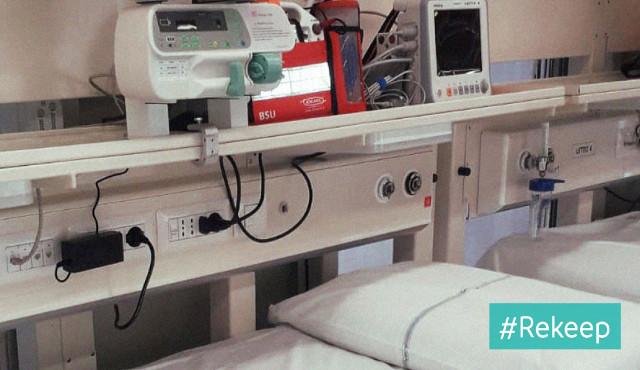 Covid: treno sanitario per trasferire e curare i pazienti