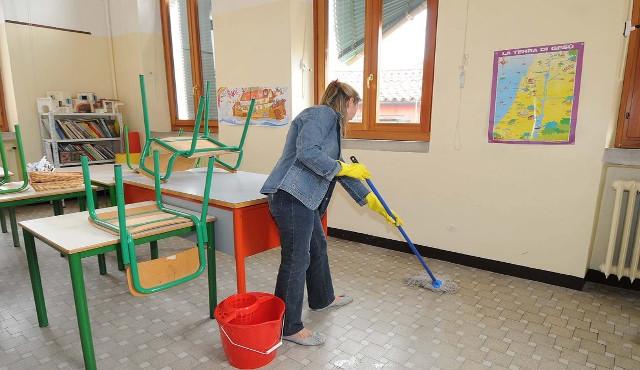 Scuole – Imprese di pulizie: Governo peggiora i servizi, crea disoccupazione e danneggia le imprese