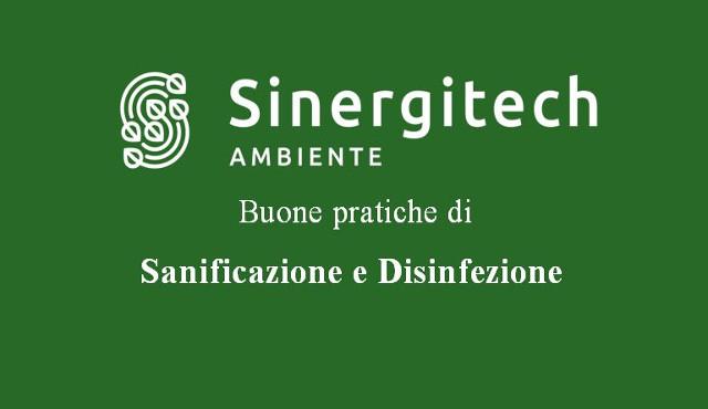 Buone pratiche di disinfezione e sanificazione, corso online