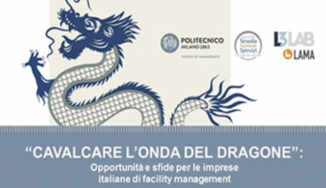 Progetto CIFMA (China Italy Facility Management Alliance)