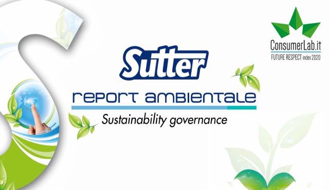 Il gruppo Sutter premiato per la sostenibilità