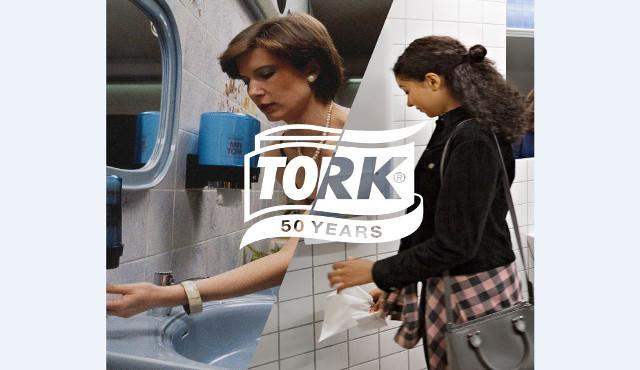 Tork, mezzo secolo di successi, con lo sguardo al futuro