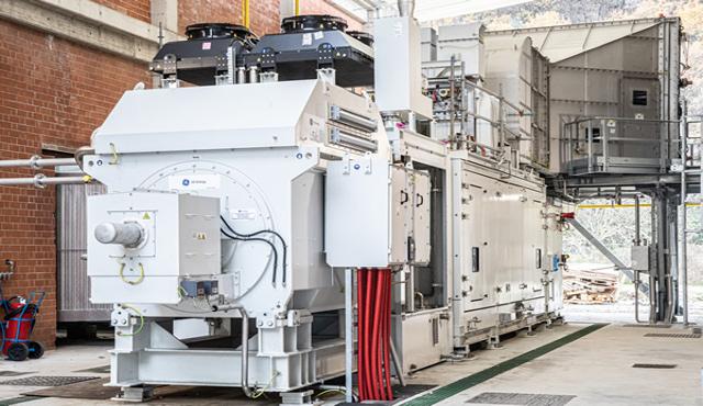 Lucart avvia un nuovo impianto di cogenerazione basato su una innovativa turbina
