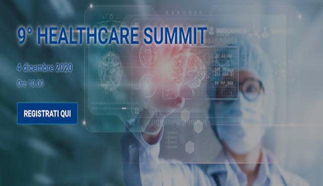 La sanità del futuro post pandemia al 9° Healthcare Summit
