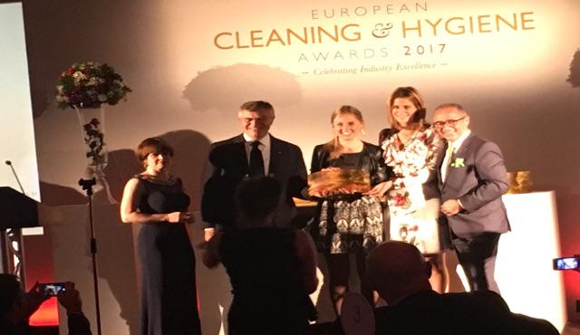 Anip Roadshow, Markas e We Italia i vincitori italiani dell'European cleaning awards